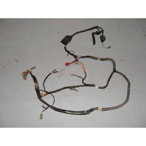 Motorcycles :: 1984 Honda Aero NH125 125cc - Wiring Harness - Good No  Splices | Aero Wiring Harness |  | LapTwo